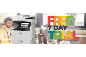 7 Day Free Photocopier Trial!