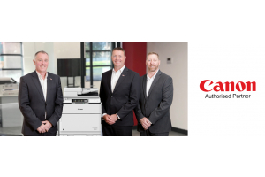 Major Announcement: DDS becomes an Authorised Canon Partner
