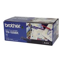 Brother TN155BK Black Toner Cartridge
