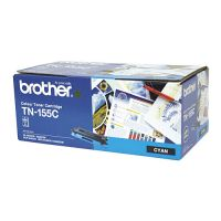 Brother TN155C Cyan Toner Cartridge