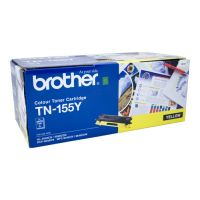 Brother TN155Y Yellow Toner Cartridge