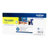 Brother TN240Y Yellow Toner Cartridge