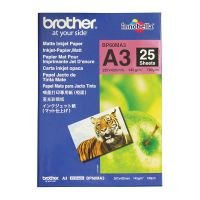 Brother BP60MA3 Matte Paper (A3, 25 Sheets, 145 gsm)