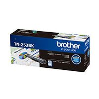 Brother TN253BK Black Toner Cartridge