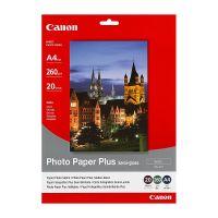 Canon SG2014X6 Semi-Gloss Photo Paper (4x6, 20 Sheets, 260 gsm)