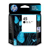HP 51645A #45 Black Ink Cartridge