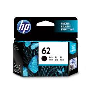 HP C2P04AA #62 Black Ink Cartridge