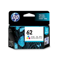 HP C2P06AA #62 Tri-Colour Ink Cartridge