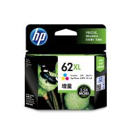 HP C2P07AA #62XL Tri-Colour High Yield Ink Cartridge