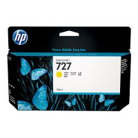 HP B3P21A #727 Yellow Ink Cartridge 130ml