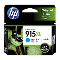 HP 3YM19AA #915XL Cyan High Yield Ink Cartridge