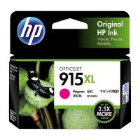 HP 3YM20AA #915XL Magenta High Yield Ink Cartridge