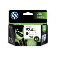 HP C2P23AA #934XL Black High Yield Ink Cartridge