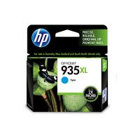 HP C2P24AA #935XL Cyan High Yield Ink Cartridge