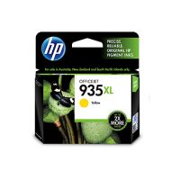 HP C2P26AA #935XL Yellow High Yield Ink Cartridge