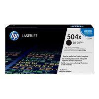 HP CE250X #504X Black High Yield Toner Cartridge