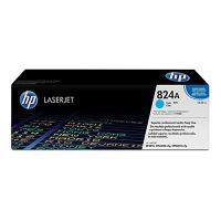 HP CB381A #824A Cyan Toner Cartridge