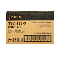 Kyocera TK1119 Black Toner Cartridge Kit