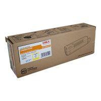 OKI 43872309 Yellow Toner Cartridge