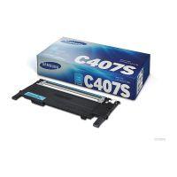 Samsung CLTC407S Cyan Toner Cartridge