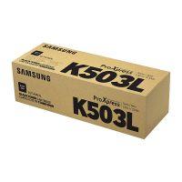 Samsung CLTK503L Black Toner Cartridge