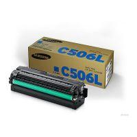 Samsung CLTC506L Cyan Toner Cartridge