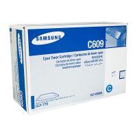 Samsung CLTC609S Cyan Toner Cartridge