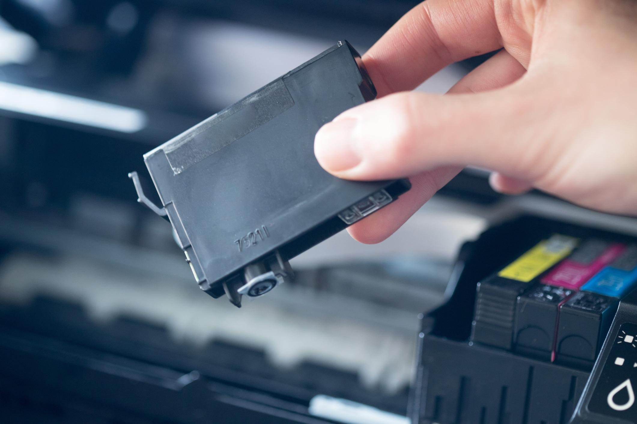 Different Types of Printer Cartridges