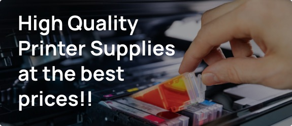 High Quality Printer Supplies at Best Prices!!